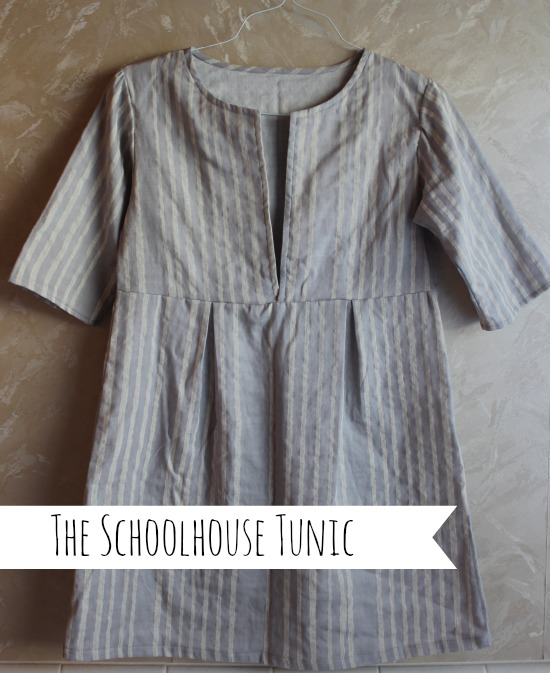 The Schoolhouse Tunic - In the Afternoon