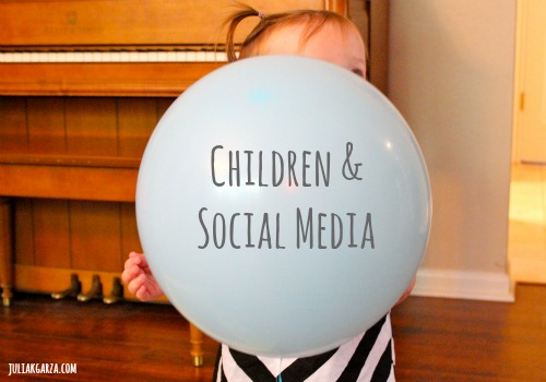 Childrenandsocialmedia