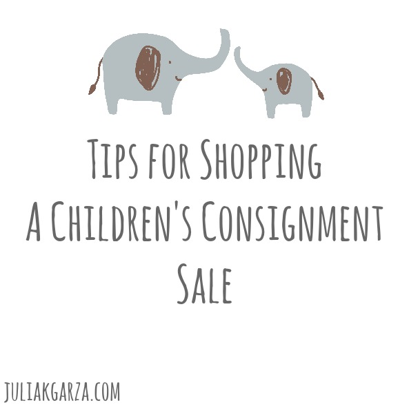 Consignmentsaletips